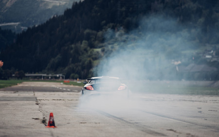 Mercedes McLaren SLR Hamann Volcano