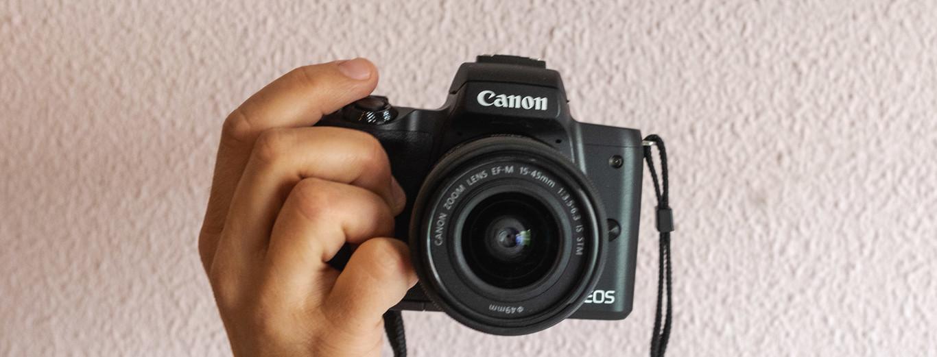 Canon EOS M50, análisis: la sin espejo de entrada de Canon que marca ...