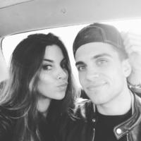 Melissa Jiménez y Marc Bartra, otra pareja que emigra