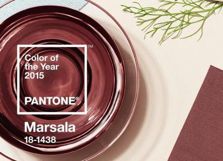 Marsala: El color del 2015 que puedes llevar desde ya gracias a Zara