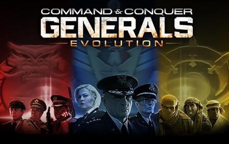 Si echas de menos el Command & Conquer: Generals de EA, aquí lo tienes gratis con el mod Evolution de Red Alert 3