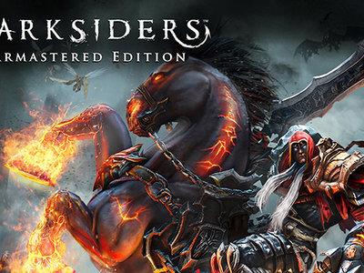 Darksiders Warmastered Edition llegará en mayo a Wii U