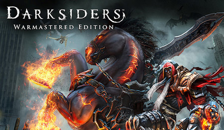 Darksiders Warmastered Edition llegará en mayo a Wii U