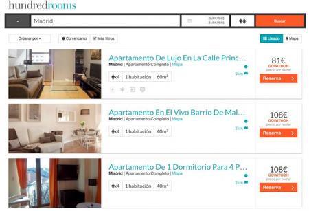 Apartamentos En Madrid Reserva Con Hundredrooms
