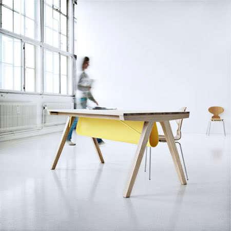 Foto de Borrod table, la mesa que se ordena en dos segundos (1/3)