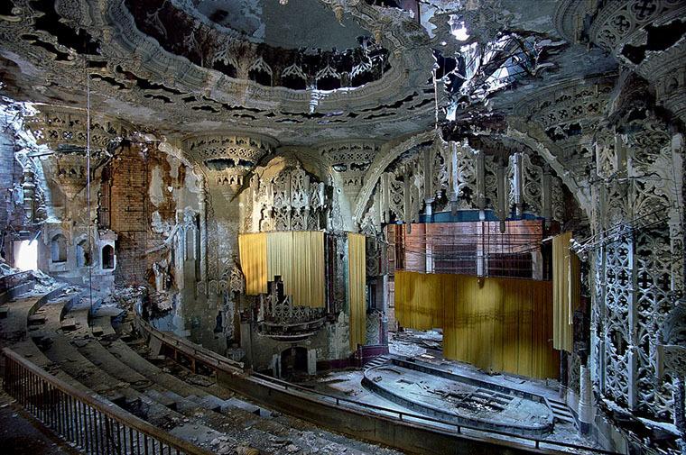 Foto de Las ruinas de Detroit (5/14)