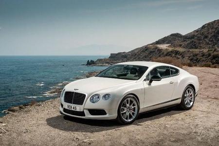 Frankfurt 2013: Bentley Continental GT V8 S Coupé y Convertible