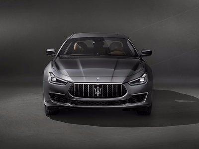 Maserati presumió sus modelos actualizados en Frankfurt, incluyendo el nuevo Ghibli