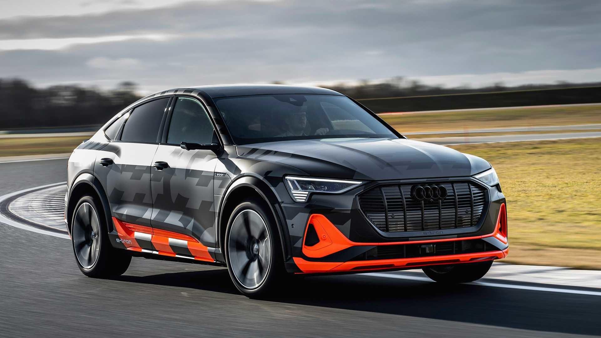 Foto de Audi e-tron S y e-tron S Sportback (1/37)