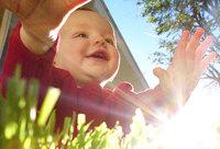 Calendario del bebé: siete meses
