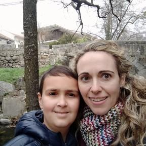 """""""Las peores batallas son para los mejores guerreros"""", hablamos con la madre de Pablo, quien con nueve años superó un cáncer"""