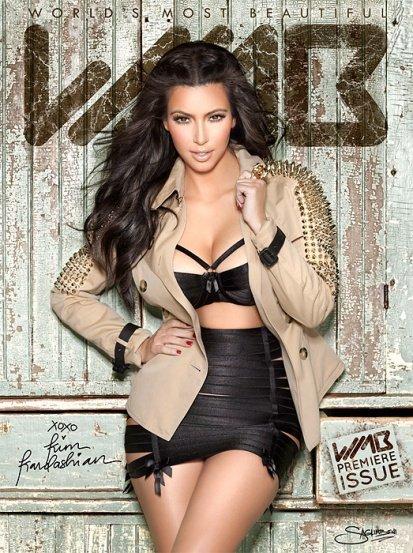 ¿No tenías suficiente Kim Kardashian? Pues toma foto en 3-D