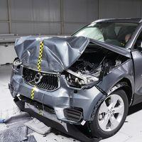 Ford Focus y Volvo XC40 se imponen en las últimas pruebas de choque Euro NCAP