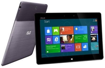 Asus Vivo Tab RT: tablet con Windows 8 por 600 dólares