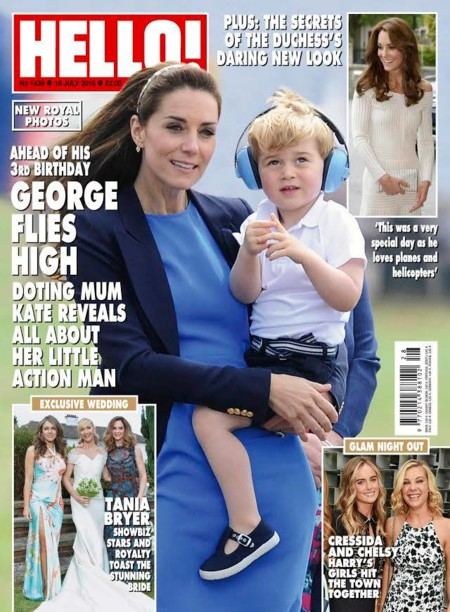 Kate & George, ¡adorables!