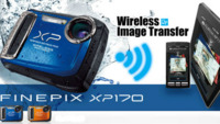FinePix XP170, una cámara todoterreno y con WiFi, ideal para acompañarte en deportes al aire libre