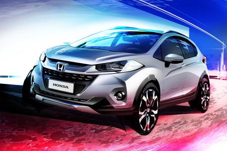 ¿Otra crossover subcompacta de Honda? La nueva WR-V será presentada en Brasil