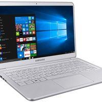 Los nuevos portátiles Samsung Notebook 9 son más ligeros y poderosos que nunca