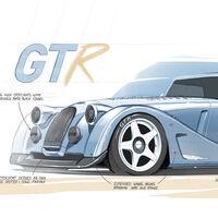 ¡Vuelven el Morgan Plus 8 y su V8! El deportivo clásico resucitará este 2021 con apellido GTR y aderezos de competición