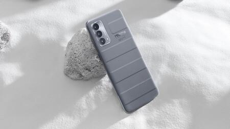 Realme GT Master Edition: el gama media más premium de Realme llega a tope de hercios y con diseño japonés