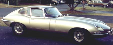 Jaguar E 1961