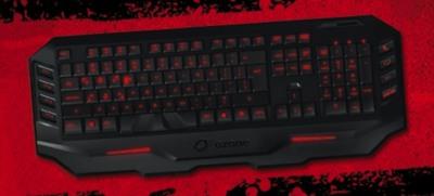 Ozone Blade, un diseño agresivo en un teclado para jugar