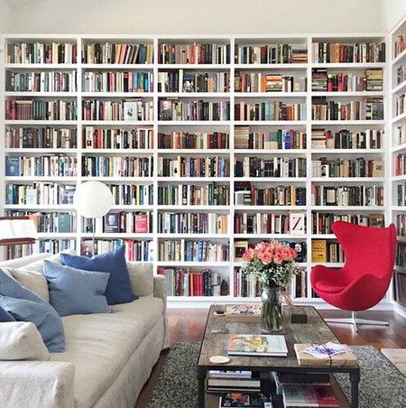 Muro Libros