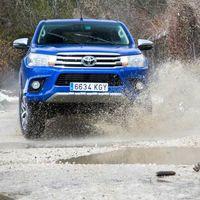 Fin de semana a lo grande con el nuevo Toyota Hilux