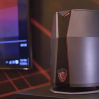 MSI Vortex es una poderosa PC para gamers que luce como una Mac Pro
