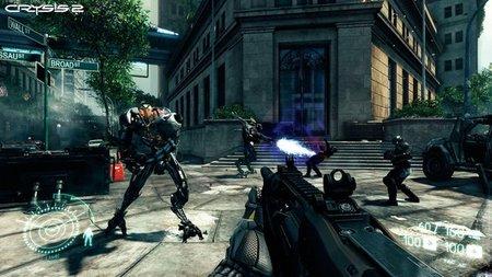 'Crysis 2' en vídeo para que se os derritan las retinas