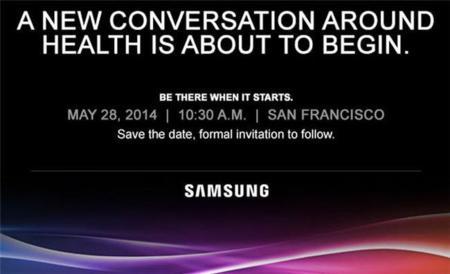 El 28 de mayo Samsung desvelará sus novedades en el campo de la salud