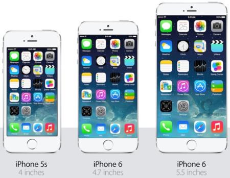 Healthbook, iWatch, AppleTV y iPhones de varios tamaños. Rumorsfera