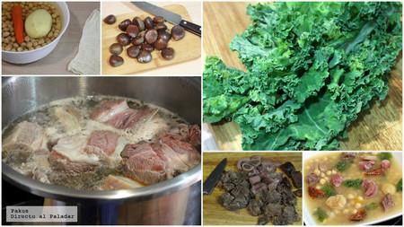 Cocido Castanas Kale