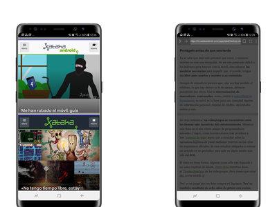 Dual Browser: un navegador ultraligero que sólo pesa 0,1MB y cuenta con todo lo fundamental