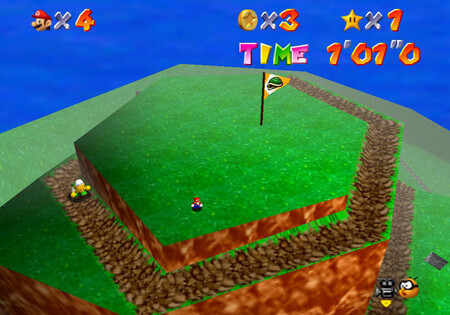 Super Mario 64 Mundo1 Estrella2 02