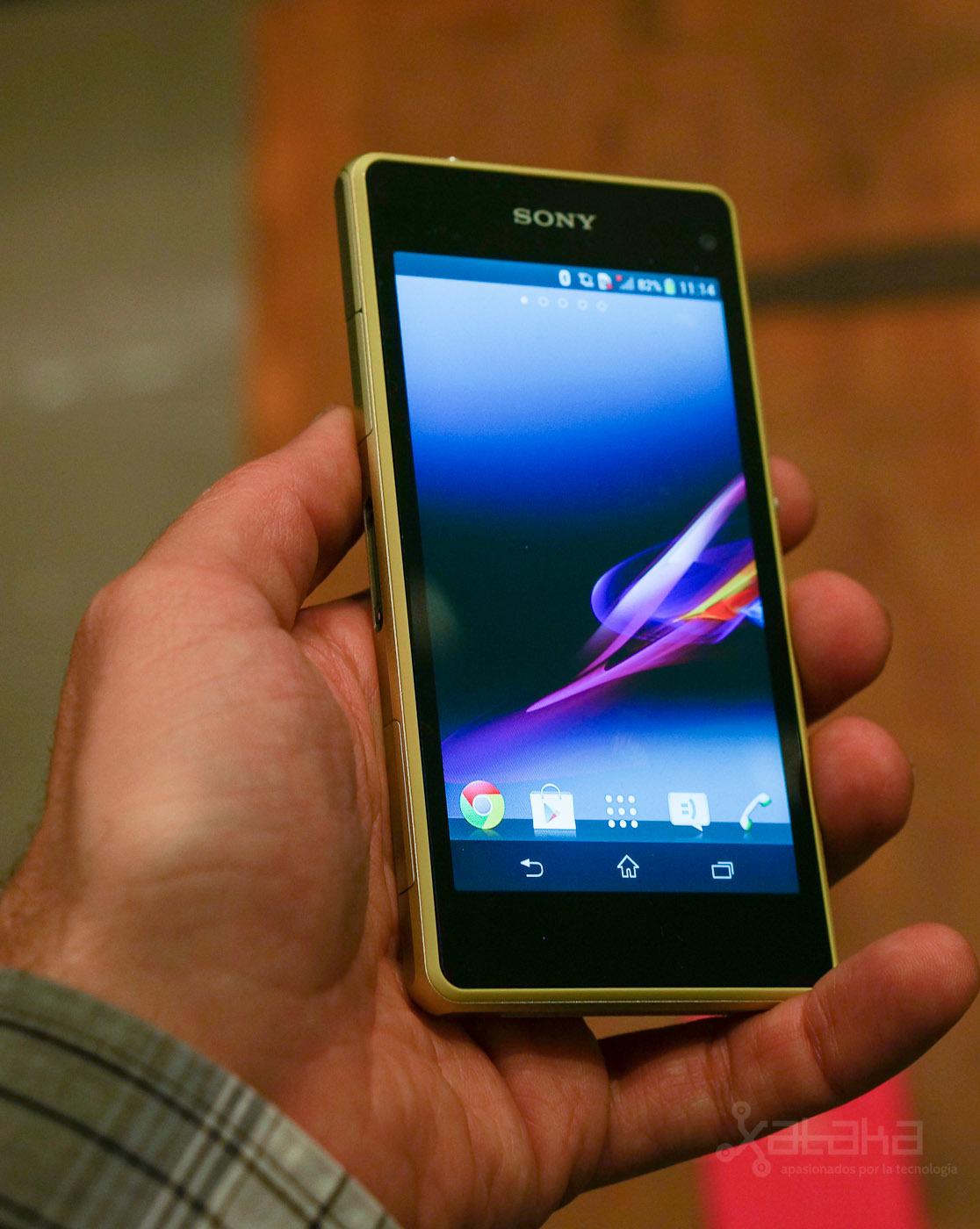 Foto de Sony Xperia Z1 Compact, lanzamiento (7/17)