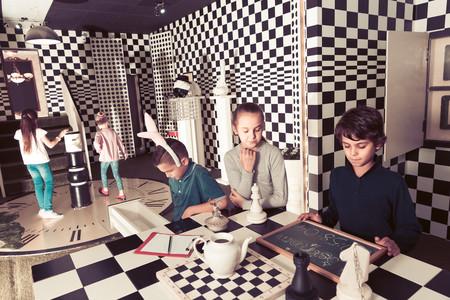 Los 34 mejores escape rooms para hacer con niños en España