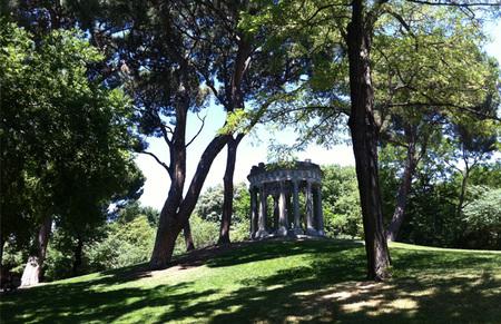 El Jardín de El Capricho, una alternativa poco conocida al Retiro