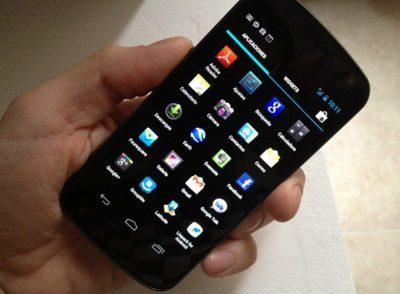 Varios 'Nexus' para la próxima generación de teléfonos Google