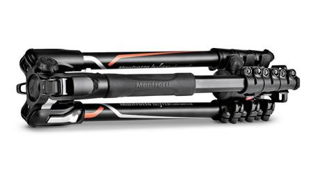 Manfrotto Befree Advanced Alpha: un trípode para paisajismo pensado para los usuarios de cámaras Sony Alpha