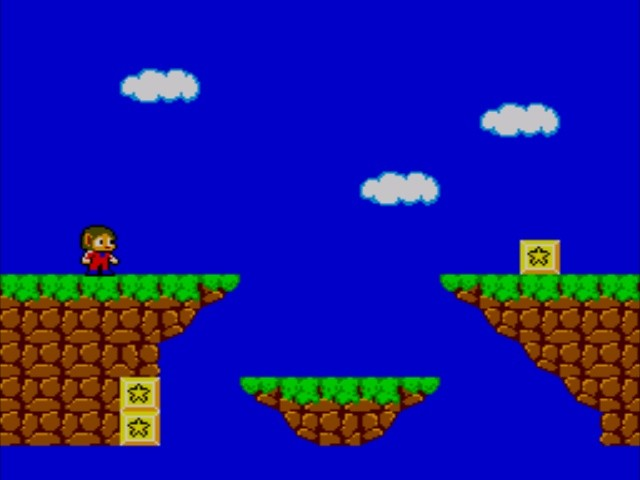 Alex Kidd In Miracle World Usa Europe 001