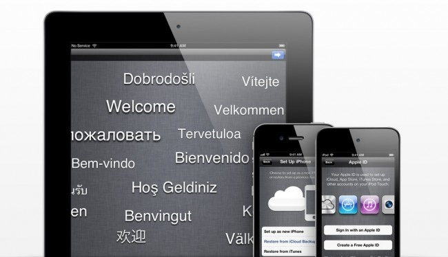 Configurar dispositivo iOS