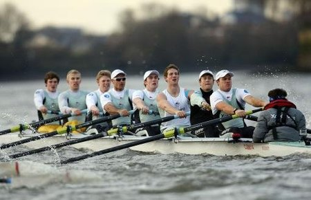 La regata Oxford vs Cambridge