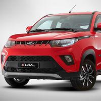 Mahindra KUV100 NXT: el B-SUV indio se actualiza con más equipamiento y llega ahora España