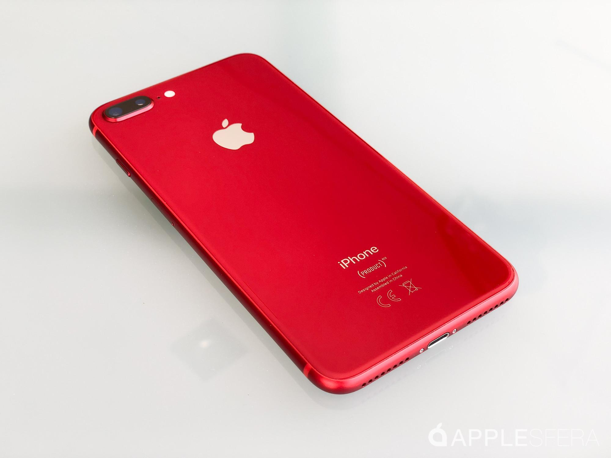 iPhone 8 Plus (RED)