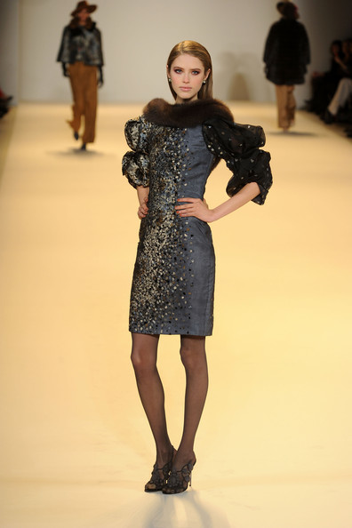 Foto de Carolina Herrera, Otoño-Invierno 2010/2011 en la Semana de la Moda de Nueva York (6/16)