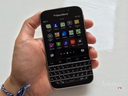 BlackBerry Classic, primeras impresiones