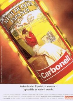 La gitana de Carbonell