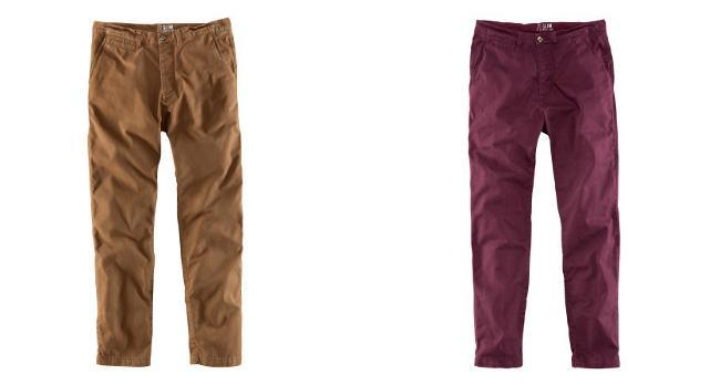 Pantalon chino divided