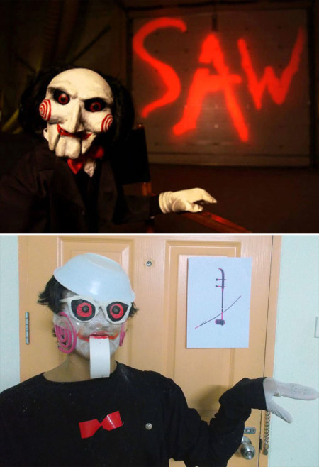 Lowcost Cosplay 1